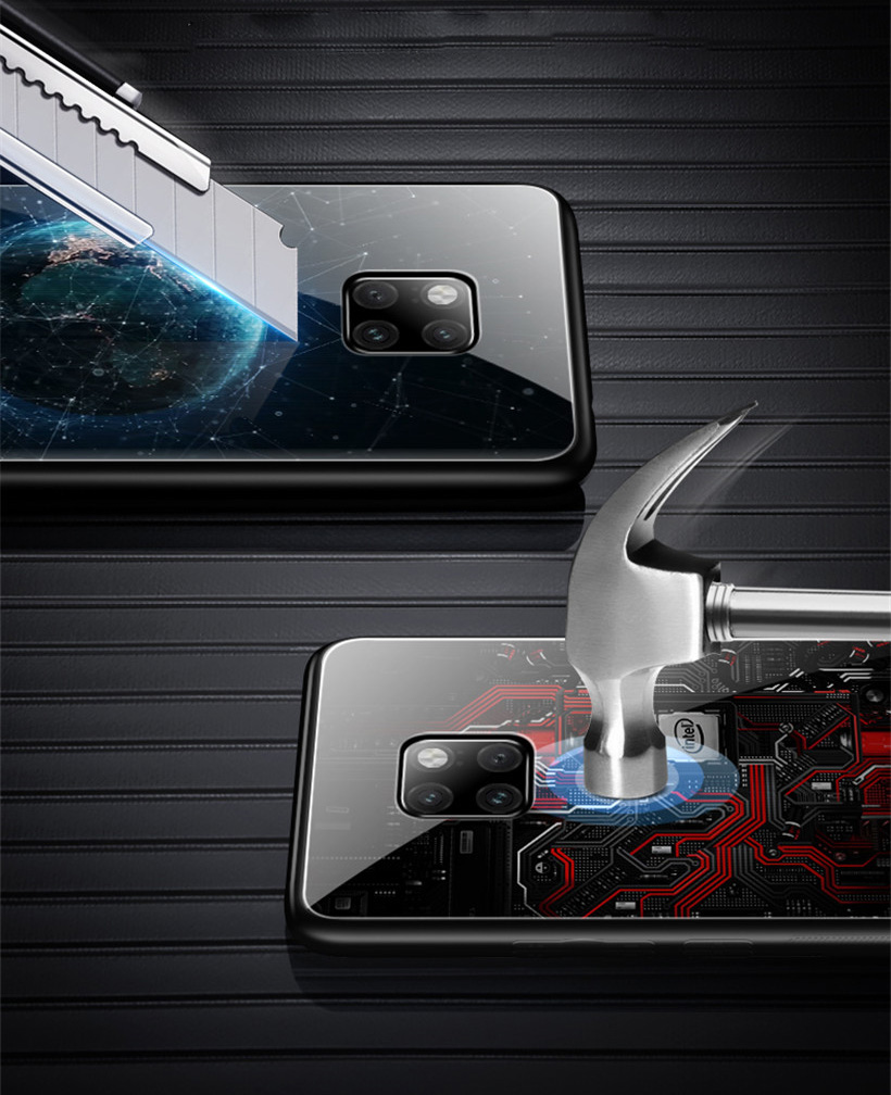 huawei mate 20 case glass  (10)