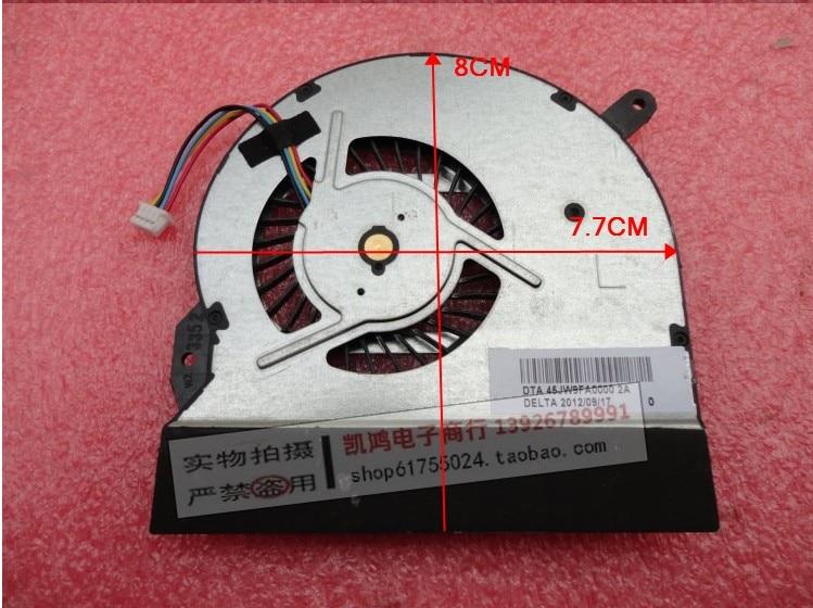 Brilliant 80 77 05mm 4 Line Pwm Ultra-thin 8cm Worm Gear Fan Drum Fan 5v 0.5a 8cm Refires As Effectively As A Fairy Does