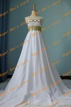Бесплатная доставка На Заказ высокого qualtity сейлор мун платье принцессы косплей костюм