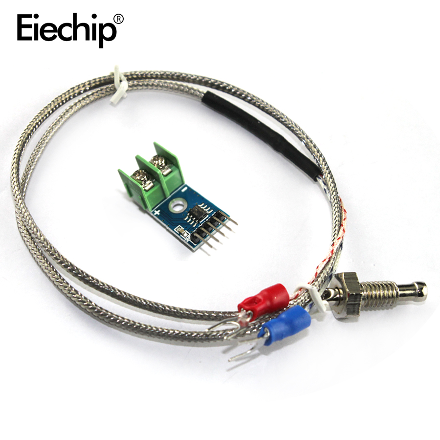 1pcs/lot  MAX6675 K-type Thermocouple Temperature Sensor Temperature 0-600 Degrees Module For Arduino DIY Starter Kit
