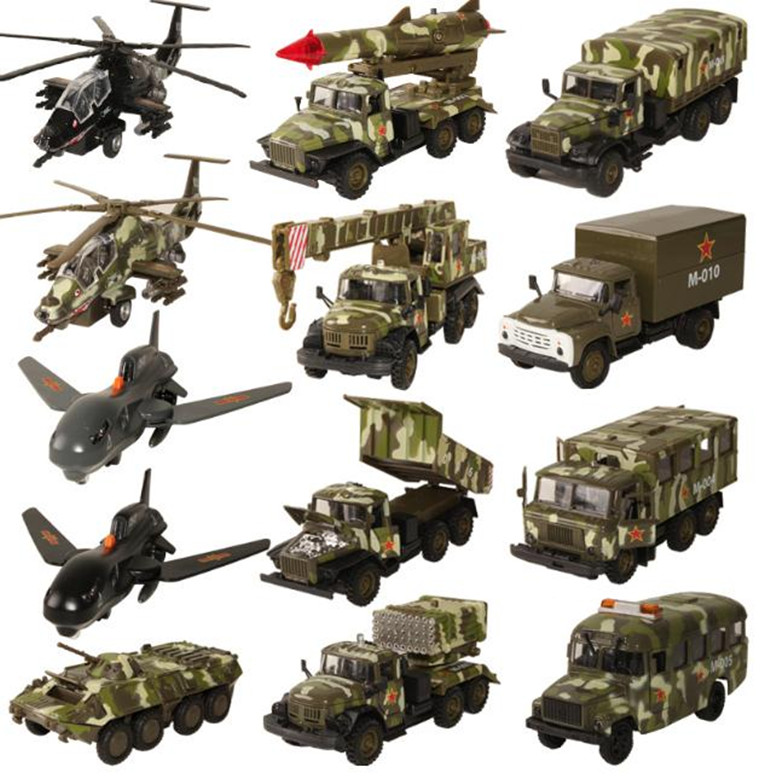 1:43 alloy pull back military vehicle model,high simulation military truck toy,musical&flashing toy vehicle,free shipping parade chariot model military gifts 1 30 dongfeng 31 intercontinental ballistic missile launch vehicle alloy model