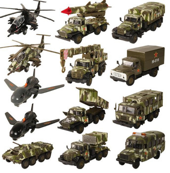 1:43 alloy pull back military vehicle model,high simulation military truck toy,musical&flashing toy vehicle,free shipping