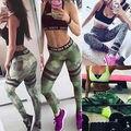 2016 Фитнес Леггинсы Женщины Высокой Талией Лоскутное Сетки Леггинсы Узкие Push Up Calzas Deportivas Mujer Фитнес Legins