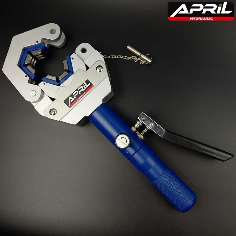 Spain warehouse Hydraulic Hose Crimping Tool 71500 Hose A C crimping tool Hydra crimp for Barbed