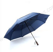 2pcs/lot colour option 125cm 3-4 persons auto open close hex-angles ox style double layers umbrella mini golf parasol