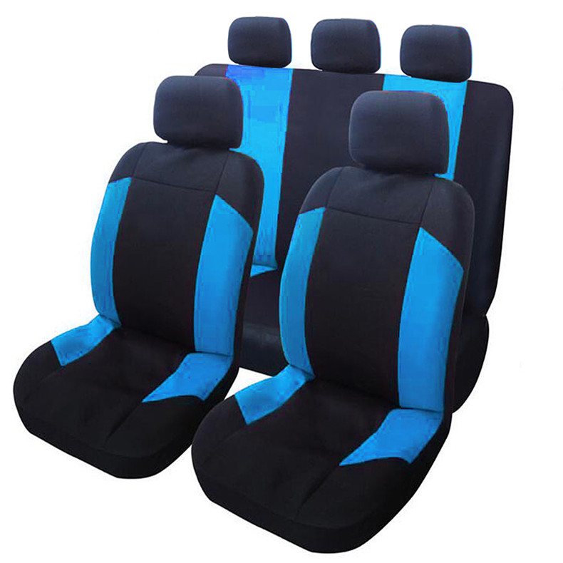 Universal Car Seat Cover Durable Waterproof Anti-Dust Auto Seat Cushion Protector Supply Support Lada toyota SUV 2016 image