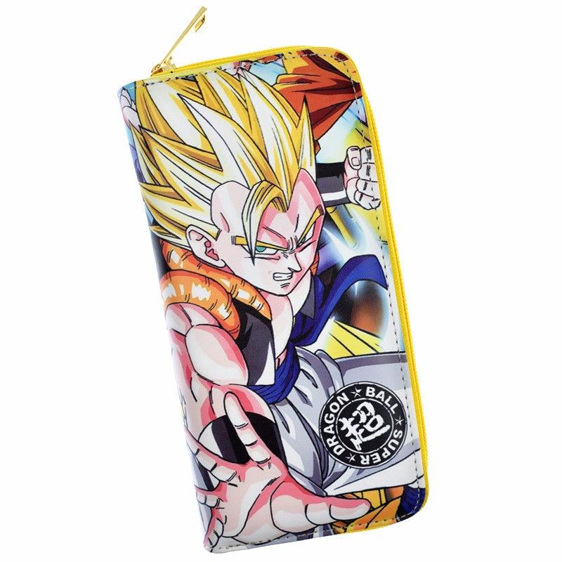 Fvip Anime Cartoon Dragon Ball Lange Brieftasche Dragon Ball Super Geldbörse Für Junge Herrenbekleidung & Zubehör