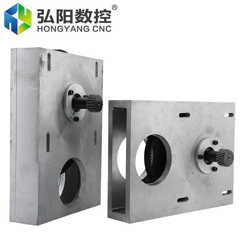 جعبه دنده 1.25M با لوازم جانبی روتر 12.7mm یا 14mm cnc