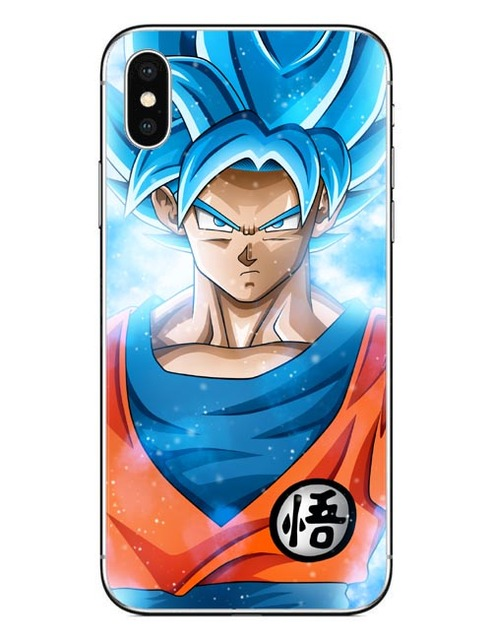 2018 Dragon Ball iPhone Cases (Set 3)
