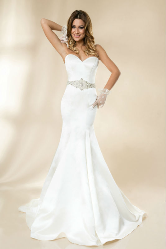 Mermaid Fit Wedding Dresses