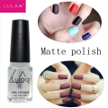 2017 New Product 6ML Nail Polish Magic Super Matte Transparent Nails Art Frosted Surface Oil Nail Polish