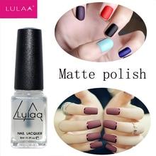 Surface frosted product nails magic matte transparent super oil polish art