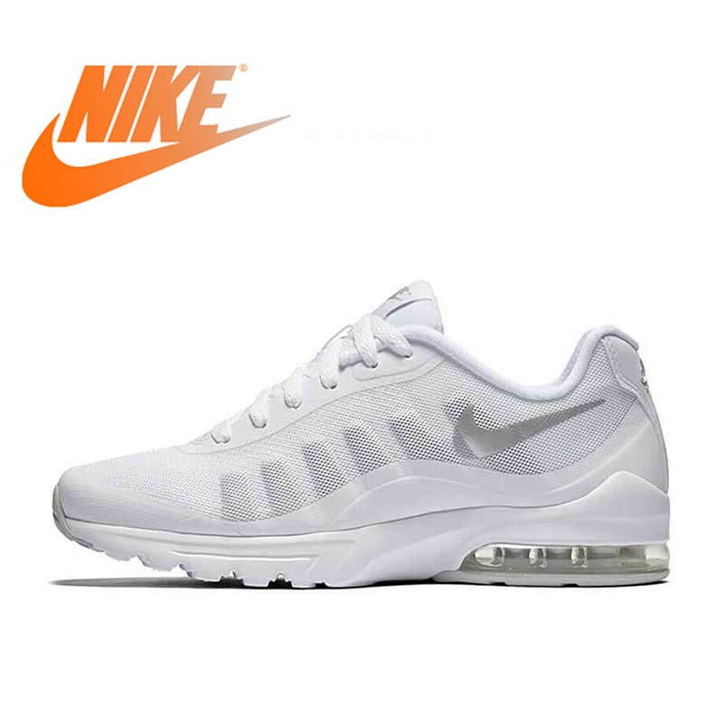 acheter populaire 0864d a4782 US $175.55 |Original Authentic NIKE AIR MAX INVIGOR Women's Breathable  Running Shoes Sneakers Outdoor Classic Tennis Shoes Athletic Shoes-in  Running ...