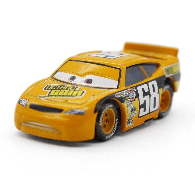 פיקסאר מכוניות 58 אוקטן רווח מס מתכת Diecast צעצוע רכב 1:55 Loose מותג חדש במלאי ילדים מקווין carToy מירוץ