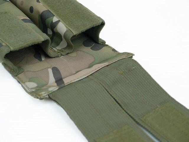 Double Airsoft Ump Vente Molle Combat Tactique Chaude P90 Militaire qnxtXg