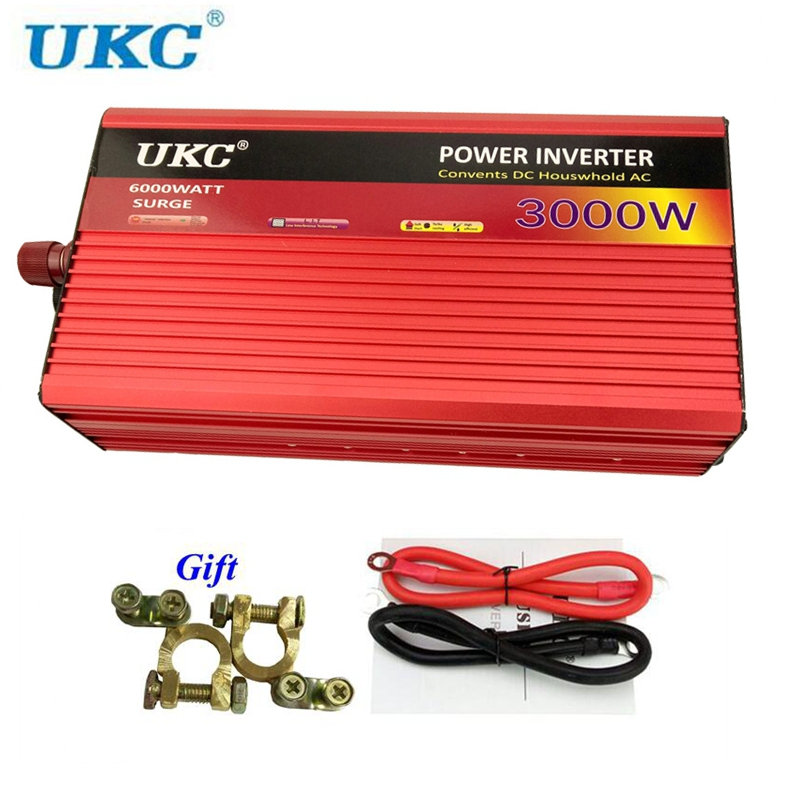 Original 400w Peak Modified Wave Power Inverter Dc 12v To Ac 220v Car Caravan My Wechselrichter Solarenergie