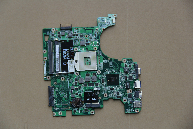 CN-0F4G6H 0F4G6H F4G6H For DELL Inspiron 1564 Laptop motherboard DAUM3BMB6E0 HM55 DDR3 fully tested work perfect original for dell 0x836m x836m poweredge r510 8 bay sas riser board backplane cn 0x836m fully tested