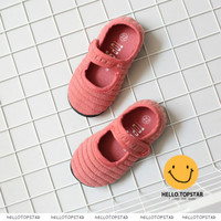 2017 New Fashion Children Shoes Girls Princesss Dancing Shoes Baby Toddler Shoes Kids Loafers Solid Color