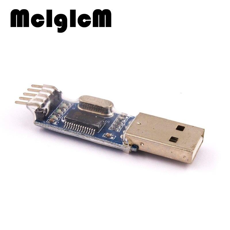 B0027 Freies Verschiffen 1 stücke PL2303 USB-RS232-TTL Konverter Adapter Modul Für AUTO...
