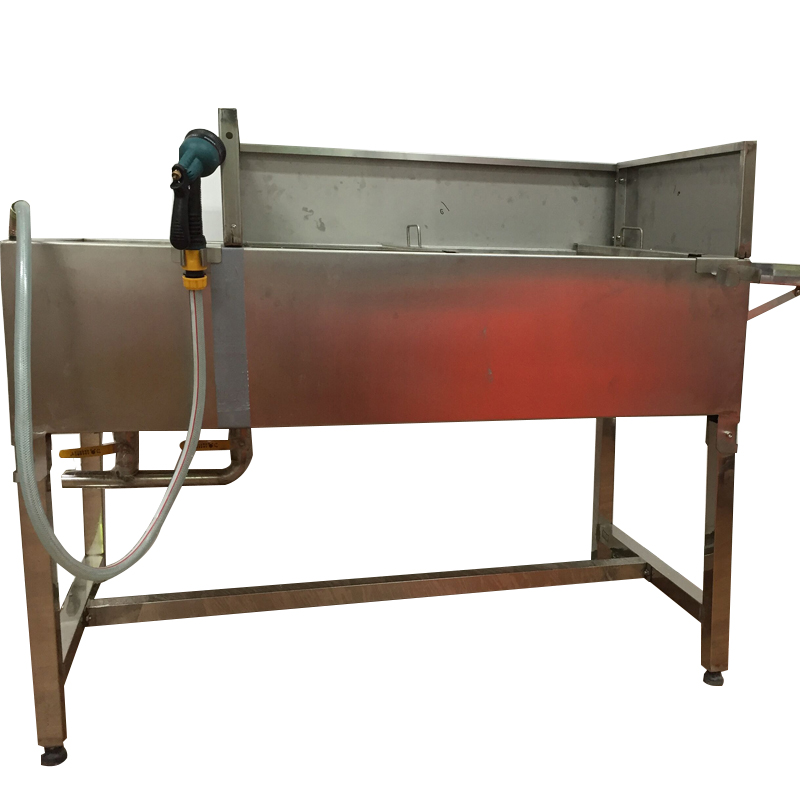TK005 Hydrographic Film Hydro Dipping Equipment With Rinse.Constant Temperature Heating
