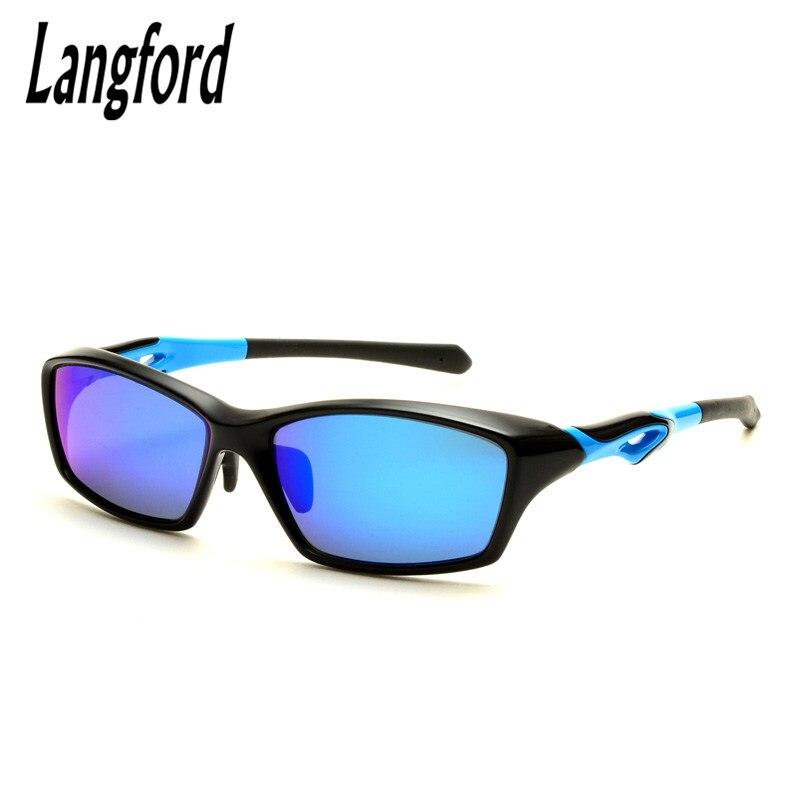 Langford marque sport lunettes de soleil polaroid lunettes de soleil homme miroir lunettes de soleil hommes designer prescription lunettes de soleil optique