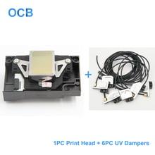 Cabezal de impresión F173050 F173060 F173070 para Epson Stylus Photo RX580 1390 1400 1410 L1800 1430 W R260 R270 R330 R360