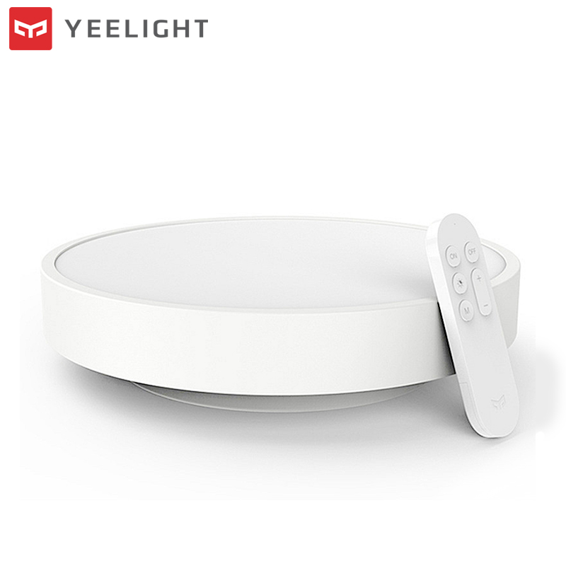 YEELIGHT Original XIAOMI 28W Round LED Ceiling Light Smart APP Bluetooth WiFi Control IP60 Dustproof LED Ceiling Lights For Home