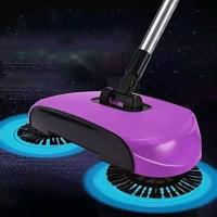 2017 Sweeping Machine Push Type Magic Broom Convenient Sweeper Dustpan Hand Vacuum Floor Robotic Vacuum Cleaner
