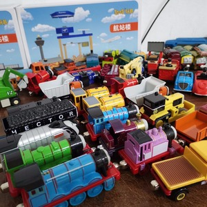 Image 3 - نموذج تعليمي معدني جديد للقطارات المغناطيسية لعبة سيارة صغيرة مناسبة لأعياد الميلاد هدايا ستيفن وينستون للأطفال