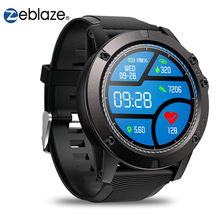 "Zeblaze VIBE 3 PRO Smart Uhr Männer 1.3 ""Bildschirm Armbanduhren Bluetooth 4,0 Heart Rate Monitor IP67 Wasserdichte Sport Smartwatch"