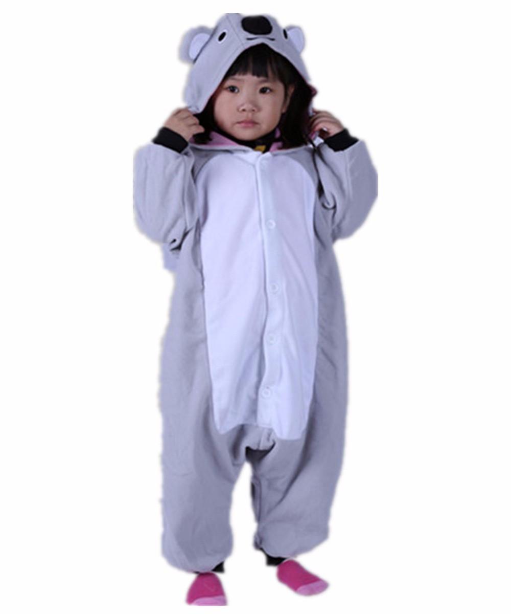 e6d154aa71 Kids Baby Boys Cosplay Australia Koala Onesies Pajama Costumes ...