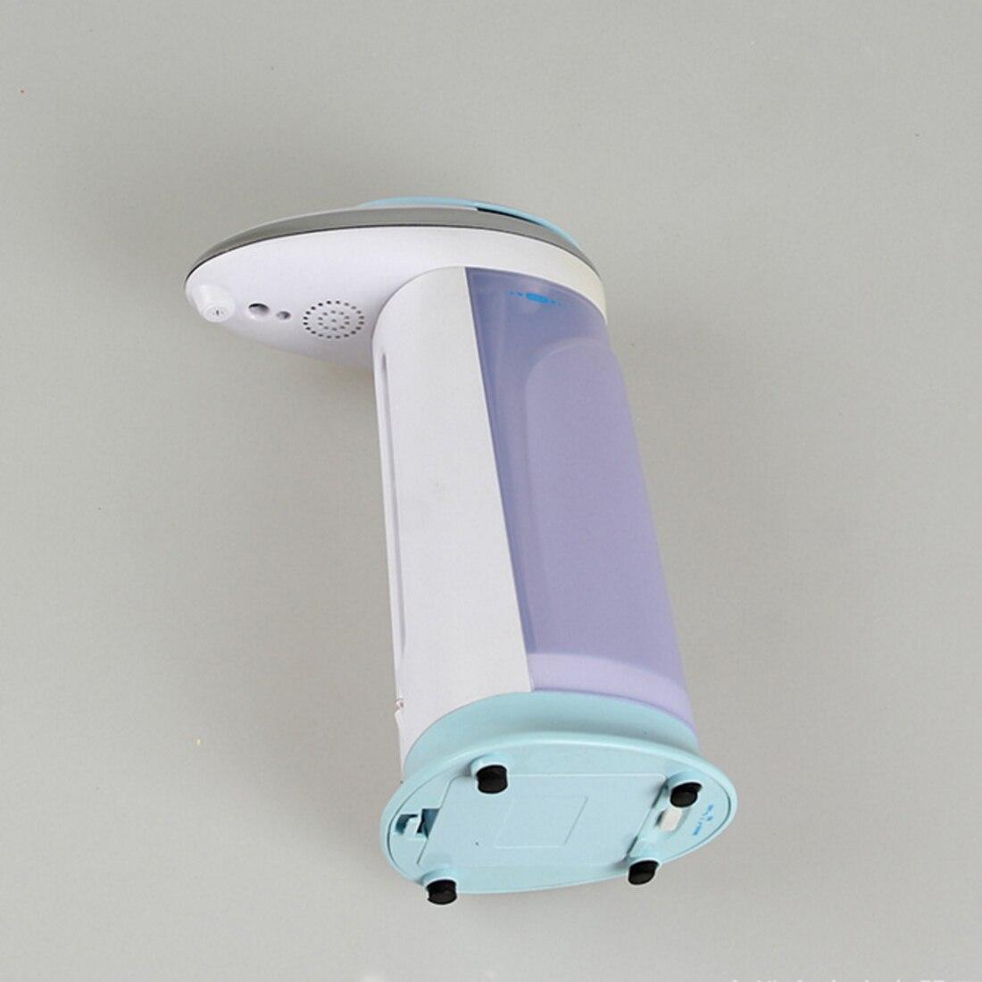 New Arrival 400Ml Electroplated Automatic Liquid Soap Dispenser Smart Sensor Touchless Sanitizer Dispensador Kitchen Bathroom
