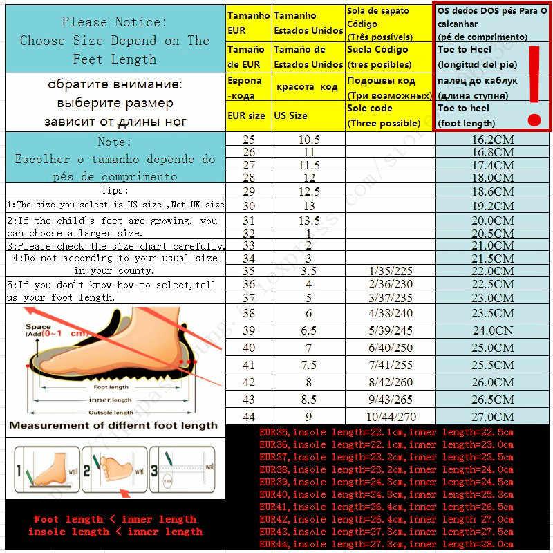 7 ipupas 25-44G Raffiti ledรองเท้ารองเท้าแตะในตัวเรืองแสงรองเท้าผ้าใบแสงแต่เพียงผู้เดียวตะกร้าF Emmeตะกร้าเด็กเทนนิสMasculinoหญิง