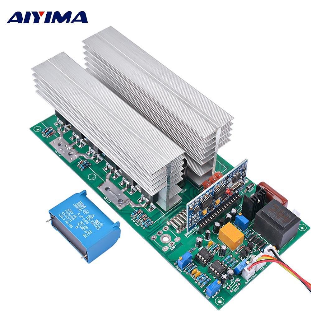 AOSHIKE Inverter Reine Sinus Welle Power DC12V 24 V 36 V 48 V 60 V Zu 220 V Wechselrichter 1500 W 3000 W 4000 W 5000 W 6500 W Frequenz Wandler