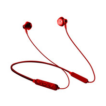 Bluetooth Earphone/Bluetooth Headset 5.0 Neck-mounted Binaural Hanging Neck sports Wireless Earphone/Wireless