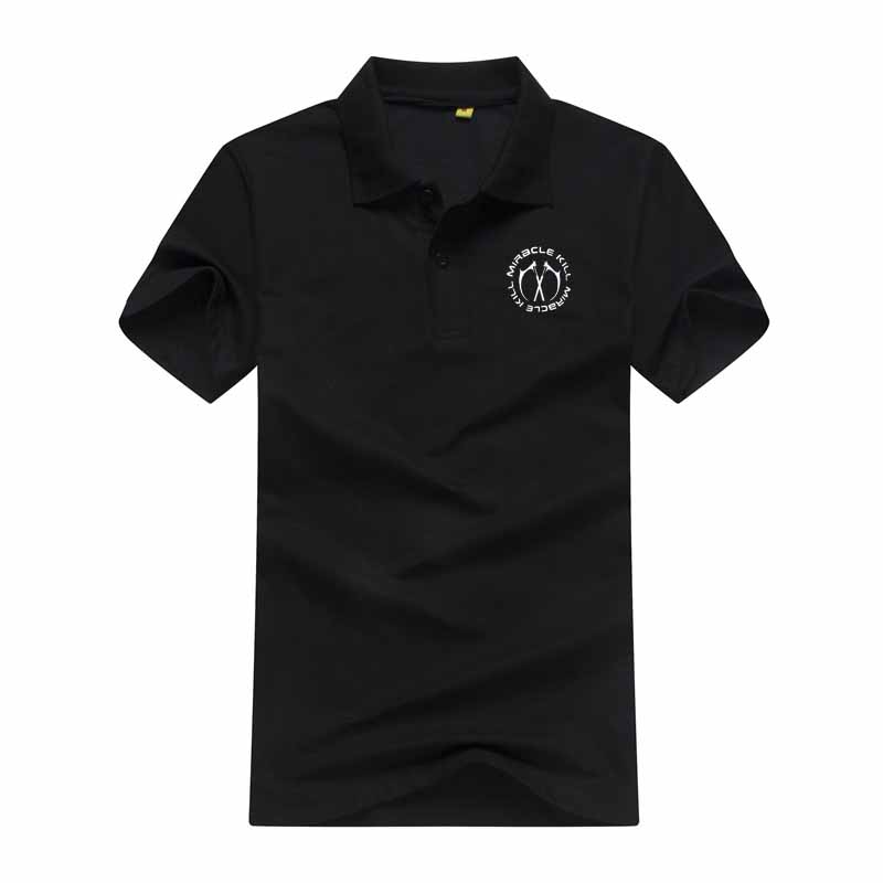 miracle   Polo   Shirt Men Size 3XL Autumn Winter Brand Men's   Polo   Shirt Long Sleeve Casual Male Shirt Mens   polo   Shirts printing