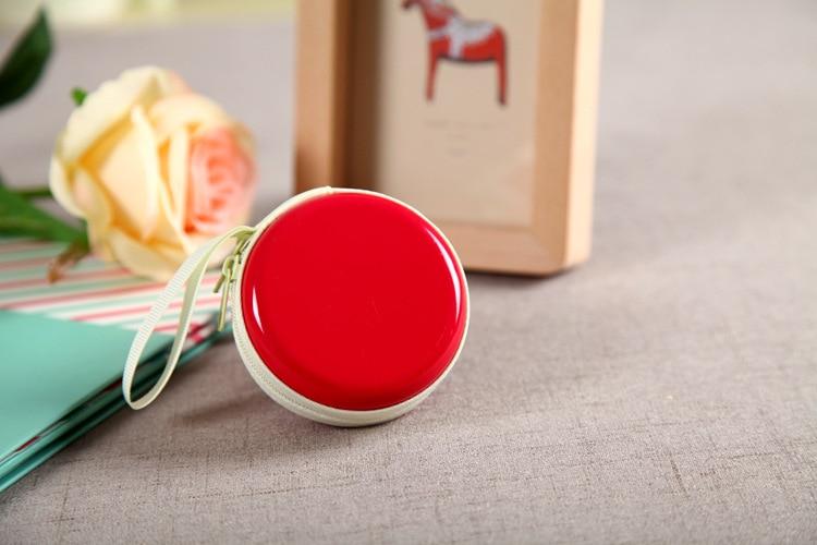 10PCS Colorful Zipper Earphone Bag Wallet For Protective headphones Usb Cable Organizer,Portable Travel Earphone Case Key Case