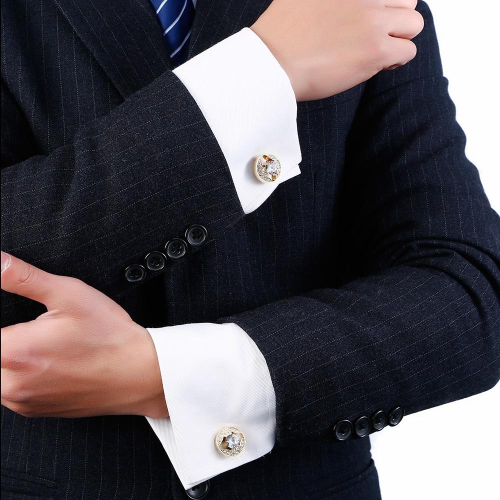 Cufflinks Engraved Fleur De LIs Mens French Shirt Business Wedding Anniversary Gift Round Square Cuff links /& Tie Clip Bar Tacks