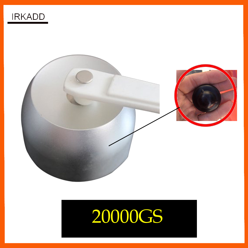 20000GS universal magnet detacher for eas security tag,eas hard tag remover free shoppingX2 piece detacher 20000gs for eas security alarm system supermarket security tag detacher 1pcs with factory price