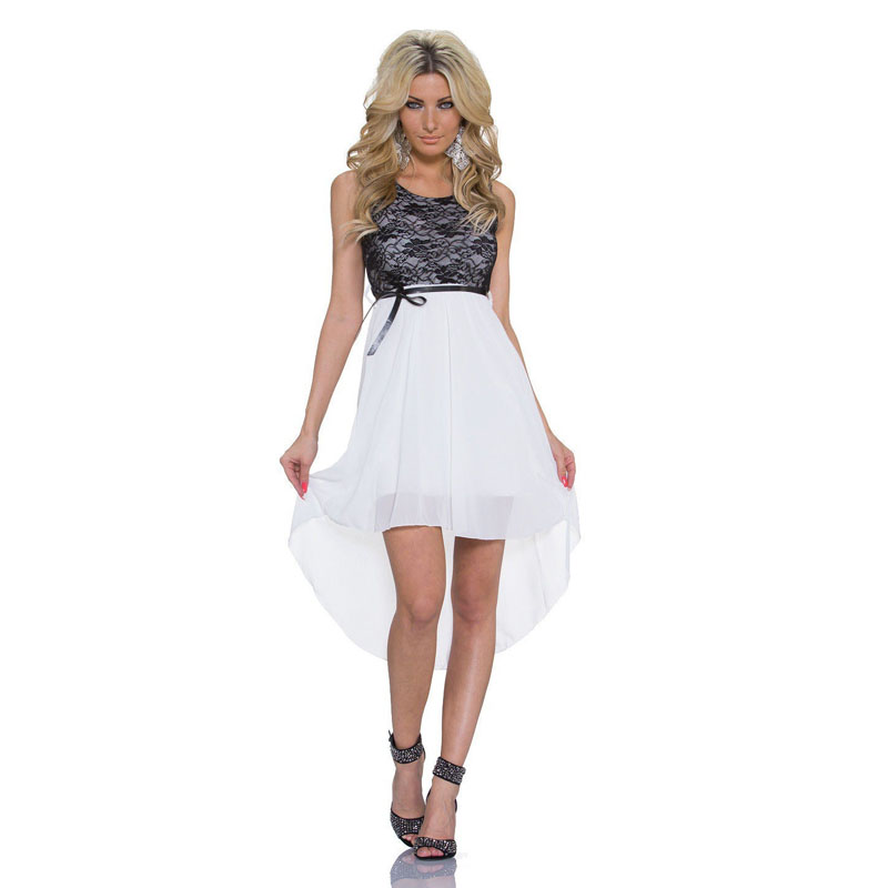 Compare Prices on Chiffon High Low Dress Casual- Online Shopping ...