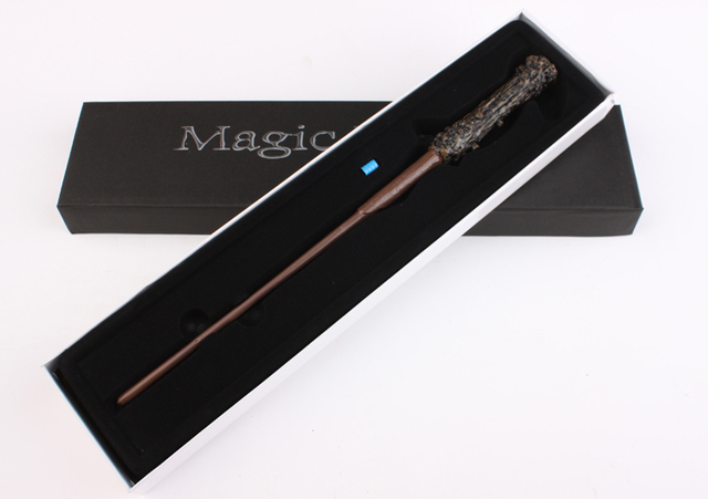 Free Shipping Christmas gift Harry Potter Harry's Magical Wand New In Box (Led Light) --2016Style