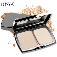 Brand Cosmetics Whitening Oil Control Pressed Powder Naked Makeup Refreshing Shading Powder Face Finish Setting Trimming