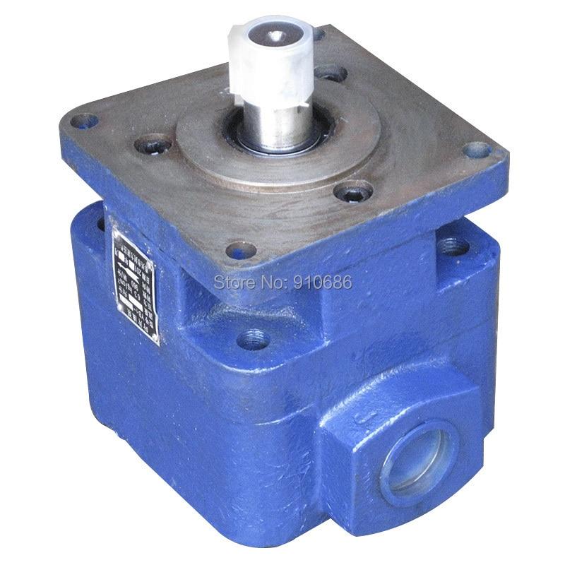 цена на quantitative vane pump YB1-12 oil pump hydraulic pump