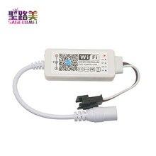 DC5V magique maison LED SPI contrôleur adressable Pixel DC12 24V Mini contrôleur WiFi pour WS2811 SK6812 WS2812 LED bande lumineuse