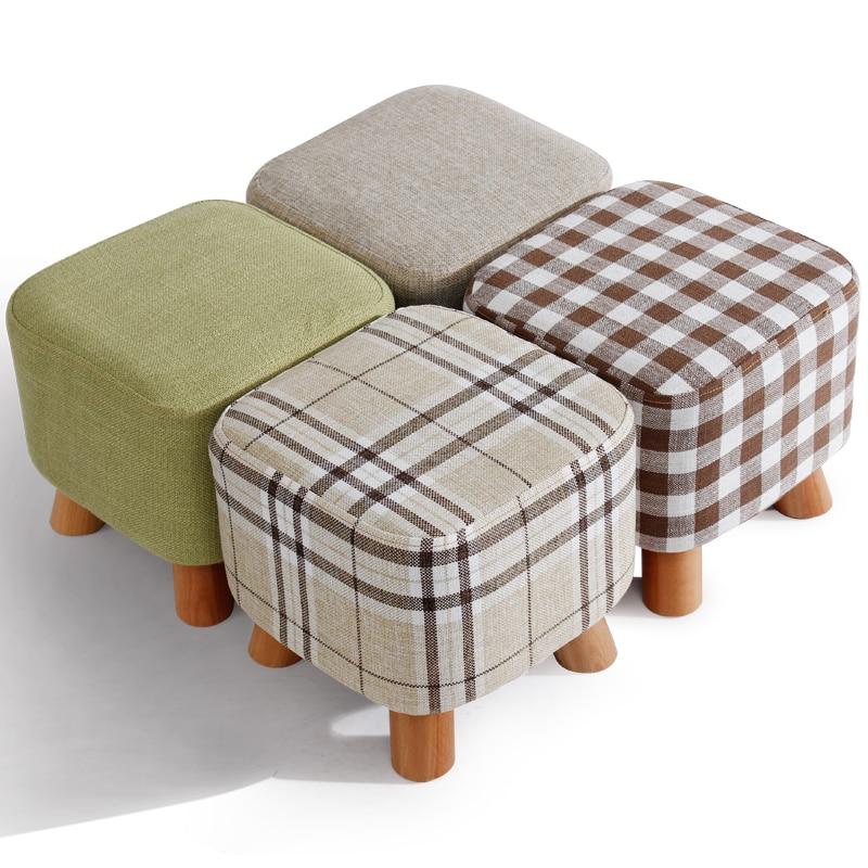 Sofa Stools European Style Large Storage Stool Clothing