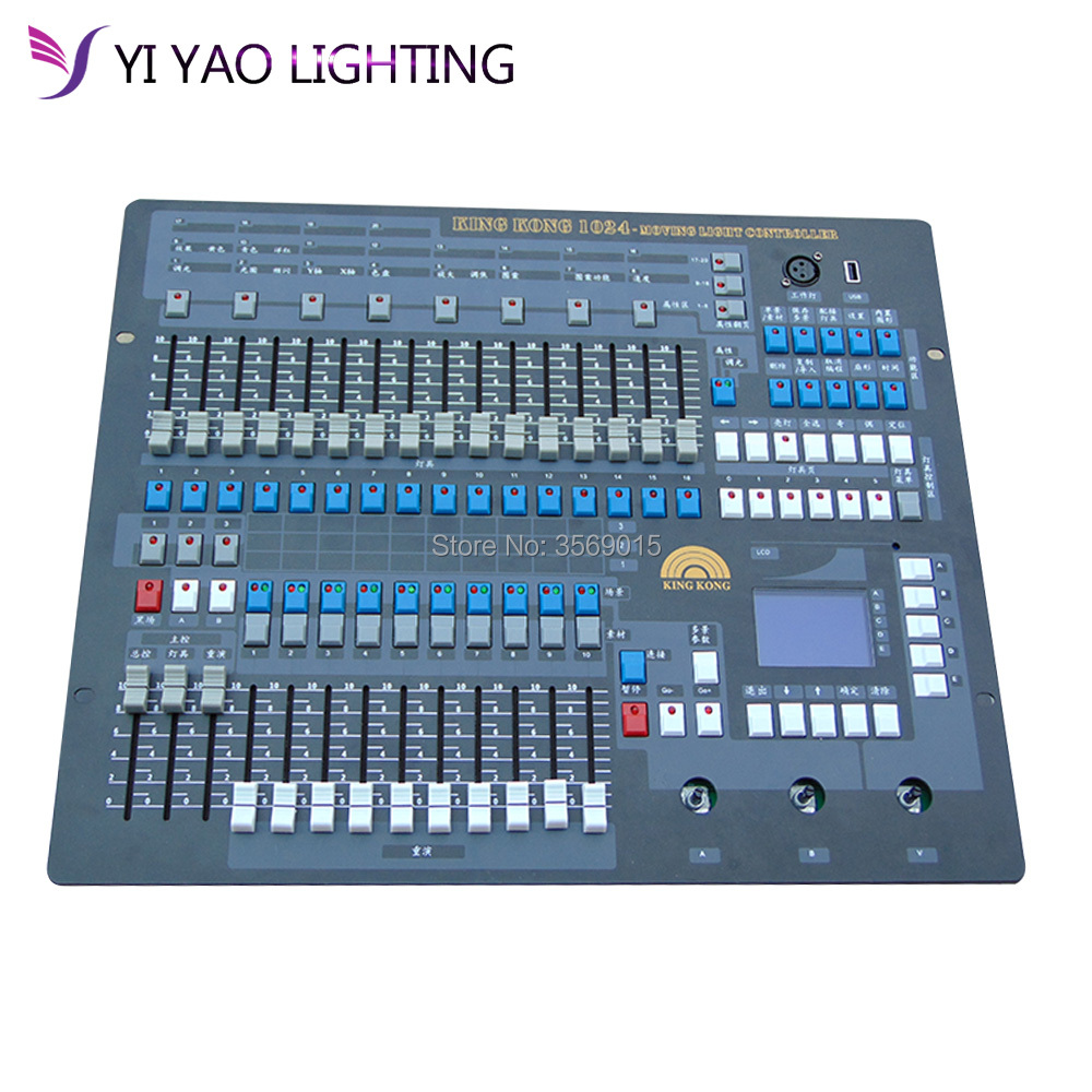 1024 Canali DMX512 DMX Console Controller DJ Attrezzature Discoteca