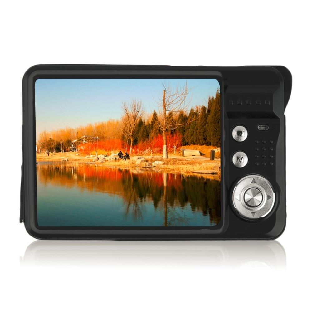 Caméra numérique HD TF carte JPEG AVI CMOS Senor 2.7 ''TFT LCD HD 720 P 18MP caméscope numérique caméra 8x Zoom Anti-secousse Mini caméra - 4