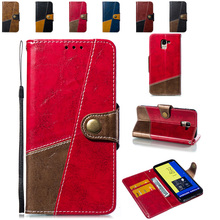 Flip Case for Samsung j600 smj600 J600F Galaxy J6 J 6 On6 2018 SM-J600F/DS SM-J600G/DS SM J600F/DS J600G/DS Case Leather Cover kelual ds цена