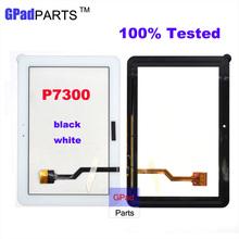 BQTparts for Samsung Galaxy Tab 8 9 P7300 touch screen digitizer glass panel Free Shipping