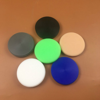 50 Pieces 6 Colors Wax Blocks OD98*10~25mm Open System Dental Wax Disc for Making Teeth Crown Mold